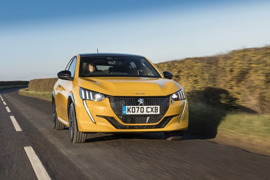 Peugeot offers up to £8,100 off online car sales until end of 2020